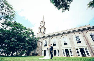 Central Union Church Sanctuary